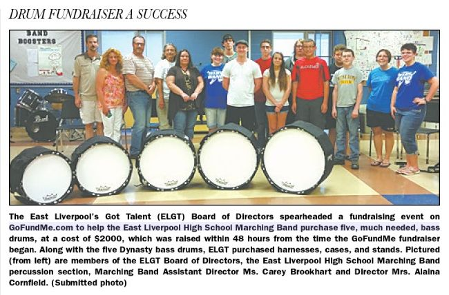ELHS Drums Project