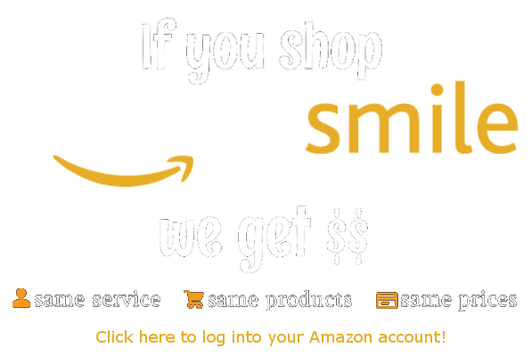 Support ELGT by Shopping at Amazon Smile